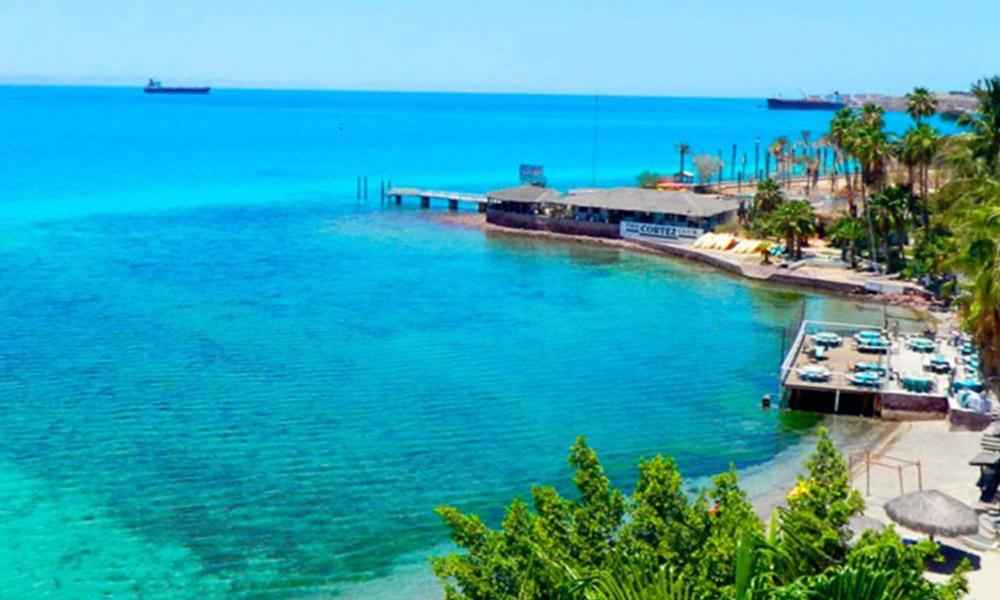 La Concha Beach Resort, la opción familiar en La Paz.