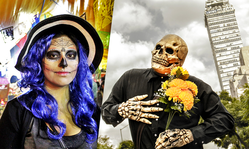 Lo que debes visitar en la CDMX en el Día de Muertos