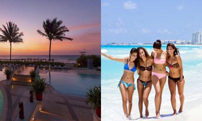 Las playas de México para disfrutar al máximo tu despedida de soltera