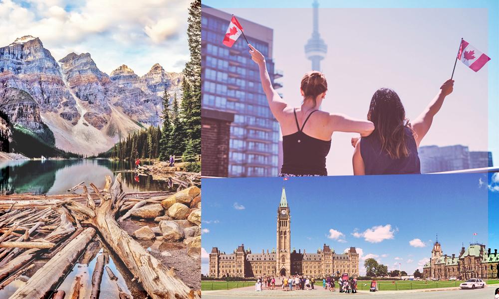 Mejores cosas que hacer en Canadá