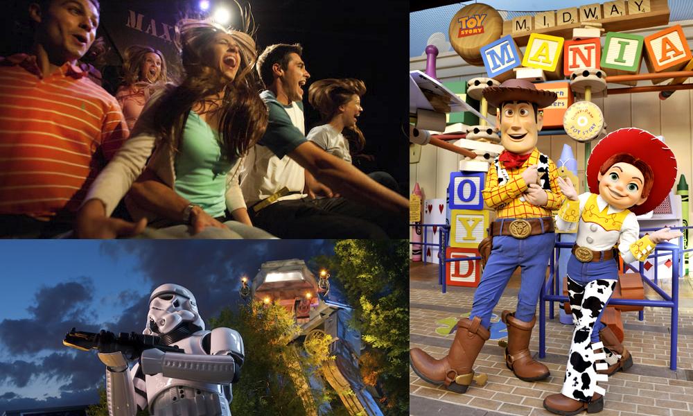 10 atracciones para vivir la magia de Disney