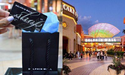 Para verdaderos amantes de las compras: Dolphin Mall, Miami