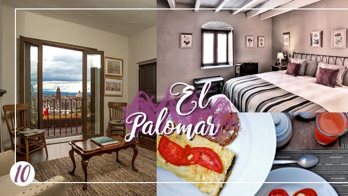 10 increíbles hoteles de San Miguel de Allende