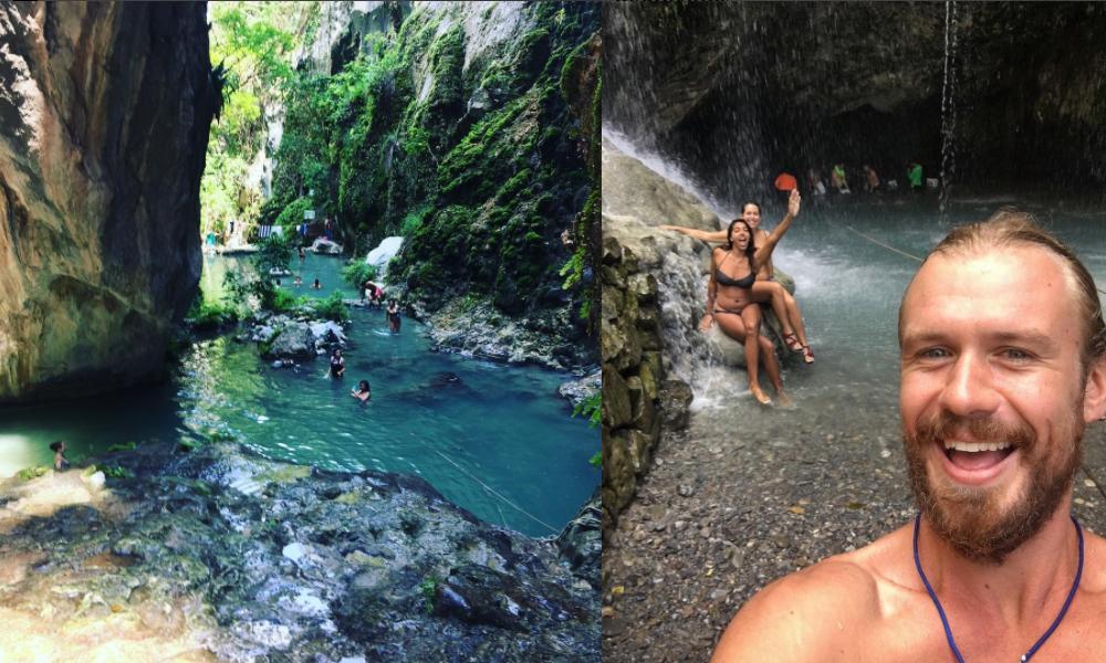 Conoce los Balnearios de Hidalgo y nada en sus aguas termales
