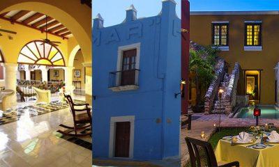 5 hoteles para disfrutar de la ciudad de Campeche