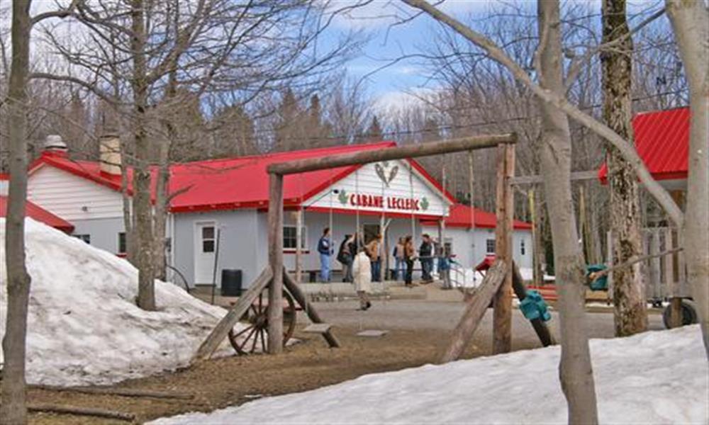 Cabañas de azúcar, toda una tradición en Québec, Canadá