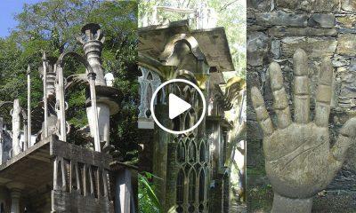 ¡Viaja! Conoce el jardín surrealista de Sir Edward James