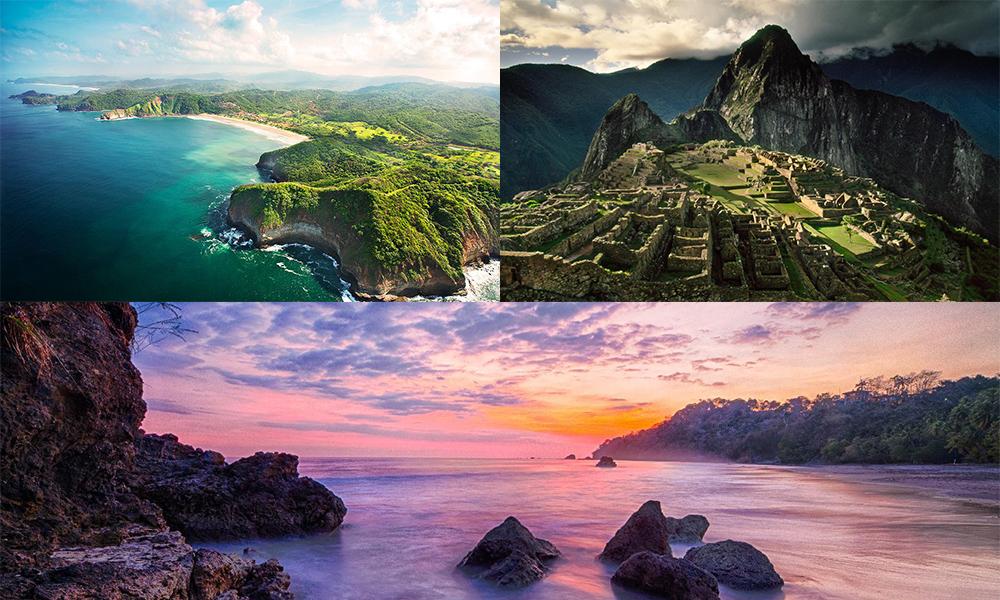 Países de Latinoamérica para recorrer con poco dinero