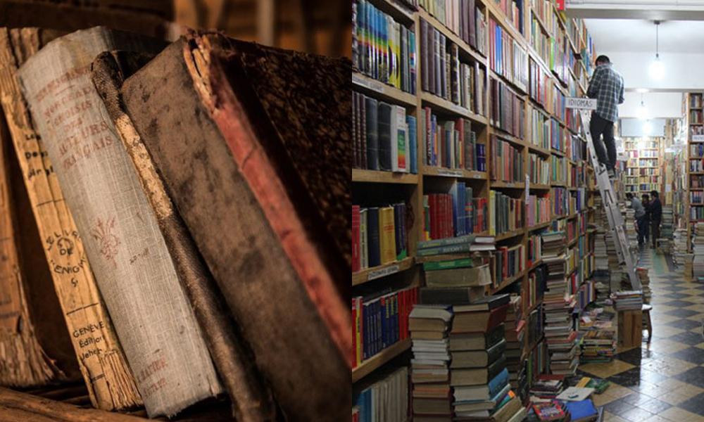 Aprovecha la FIL 2017 y visita las librerías secretas en la CDMX