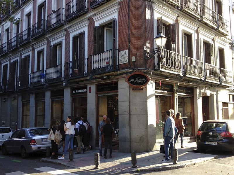 Licorería más antigua de Madrid