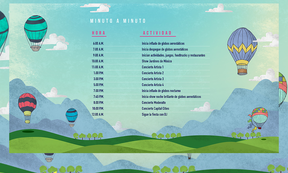 Prepárate para volar en el Festival Nacional del Globo en Tequesquitengo