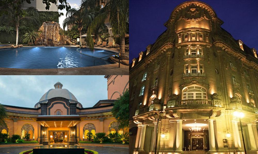 5 hoteles ideales para viajes de negocios en Monterrey