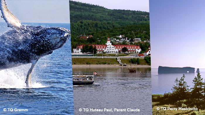 10 actividades imperdibles a vivir en el río St. Lawrence