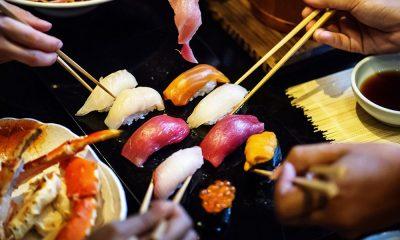 que comer en Tokio