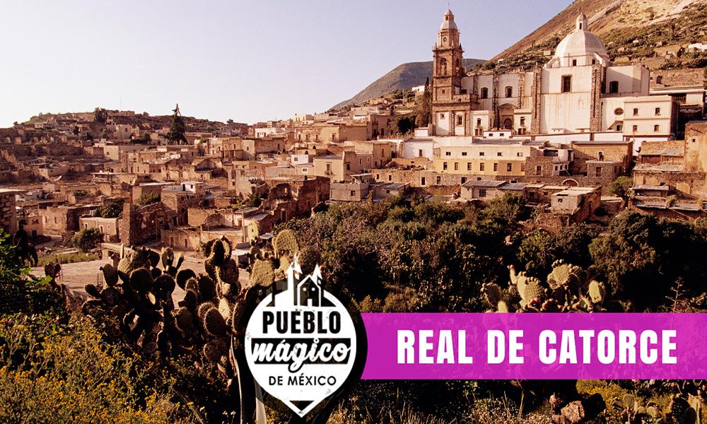 Pueblos Mágicos: Real de Catorce, minas y peyote