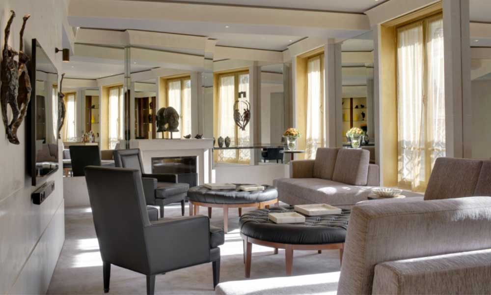 Park Hyatt Vendôme, lujo palaciego en el corazón de París