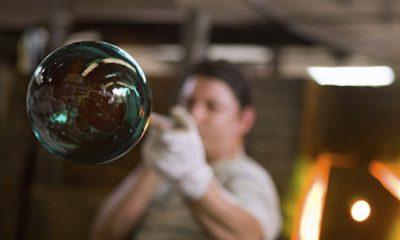 Viaja y descubre qué es el vidrio soplado