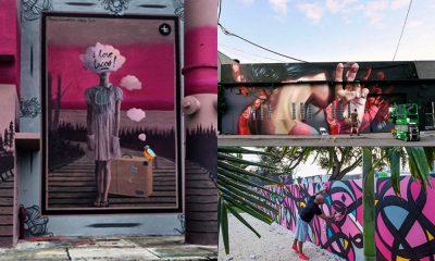 Wynwood Walls o cómo el graffiti se apoderó de Miami