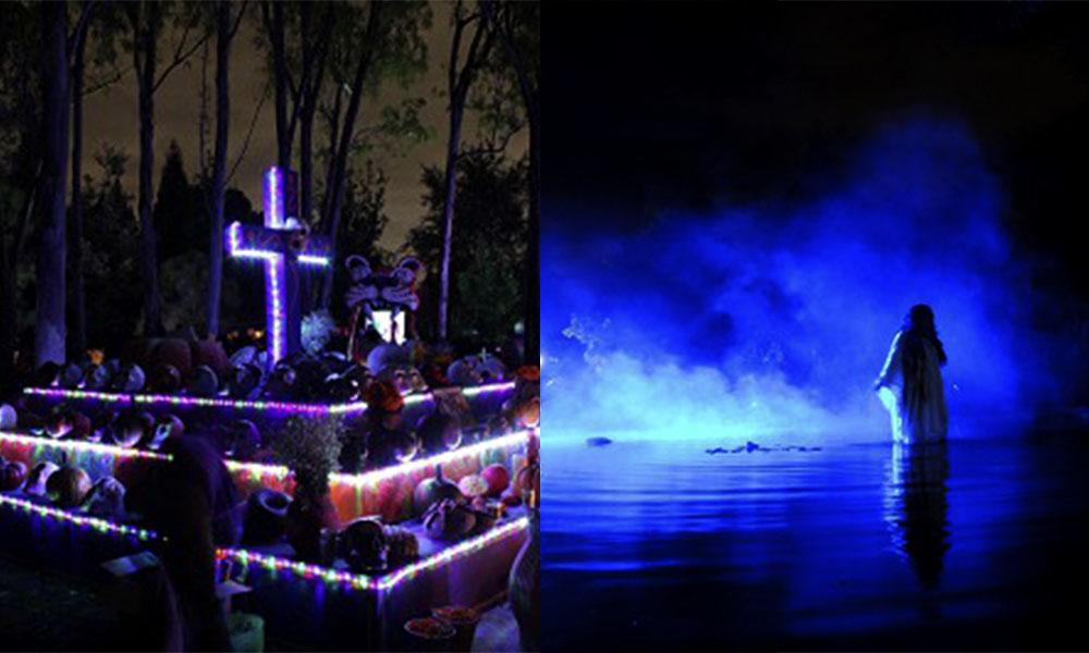Vive el Festival de Noche de Muertos en Xochitla 2017