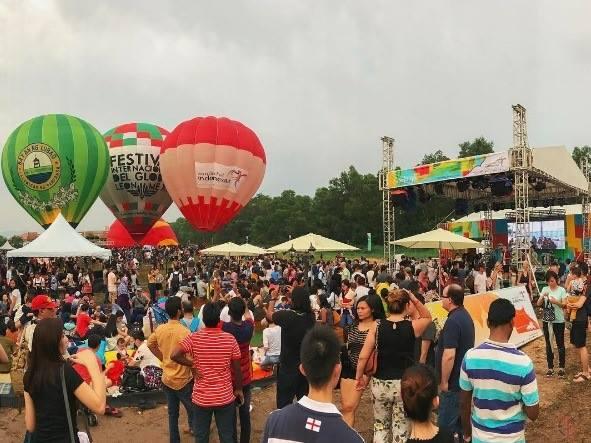 Ve al Festival Internacional del Globo de León, Guanajuato 2017