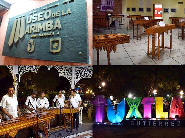 El instrumento en Tuxtla Gutiérrez