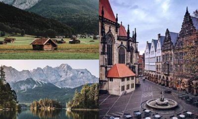 Además de la cerveza, ¿qué tanto conoces Alemania?