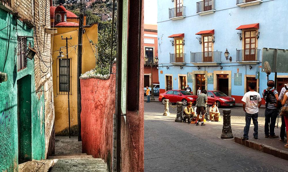 Películas filmadas en la Ciudad de Guanajuato
