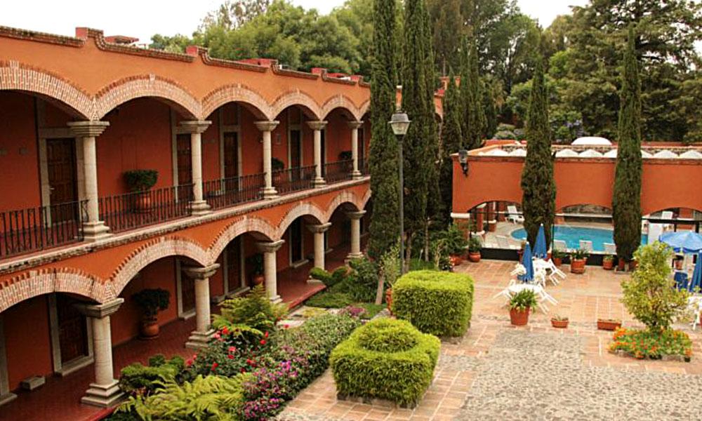 Hospedaje saludable es posible en Hotel Misión Tlaxcala