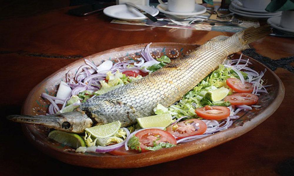 ¡Éntrale con todo a los platillos típicos de Tabasco!