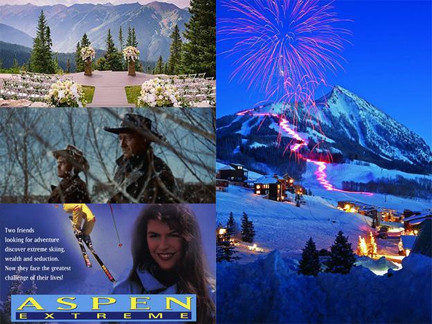 Películas rodadas en Aspen, Colorado