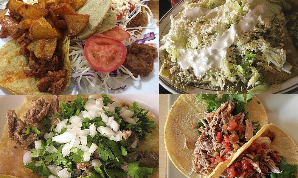 Antojitos tradicionales de México que ya quisiera Obama