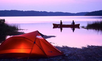 Acampar: todo lo que necesitabas para ir incluyendo consejos