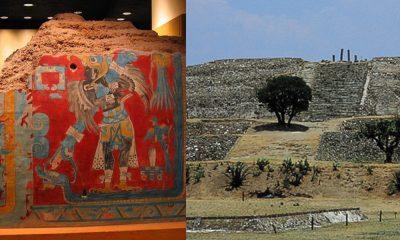 Zona Arqueológica Cacaxtla Tlaxcala