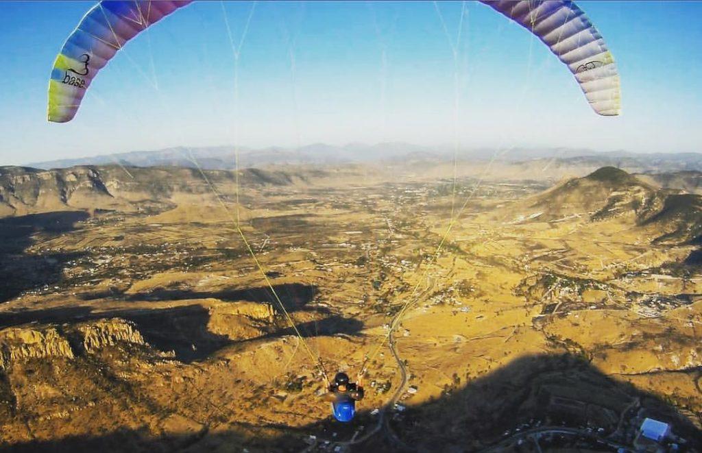 Turismo de aventura en Guanajuato