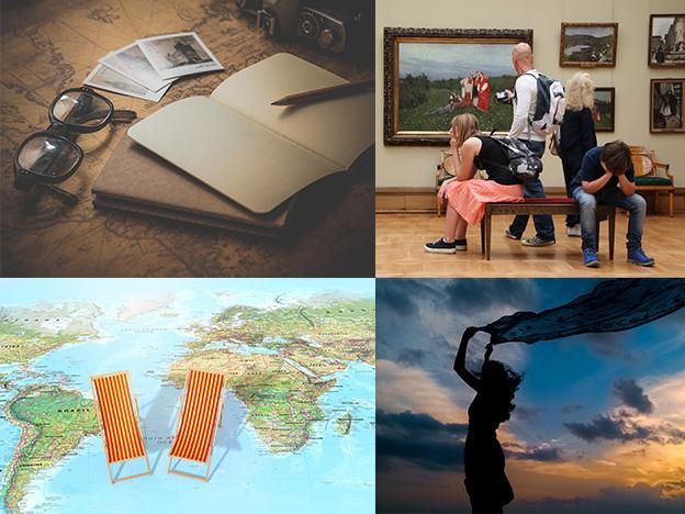 Juegos para vencer el aburrimiento en los viajes