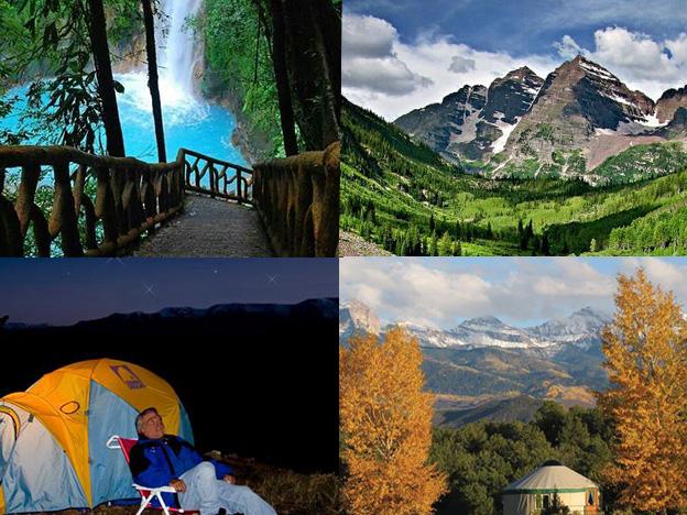 Los 5 mejores lugares para acampar en Colorado
