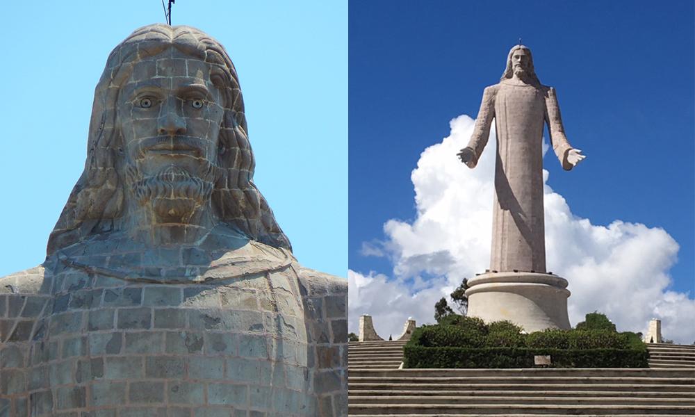 La leyenda del Cristo Rey en Pachuca, Hidalgo