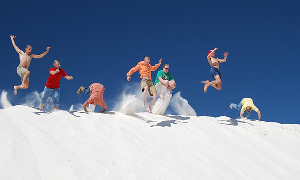 Nuevo México: conoce White Sands, el monumento de las arenas blancas