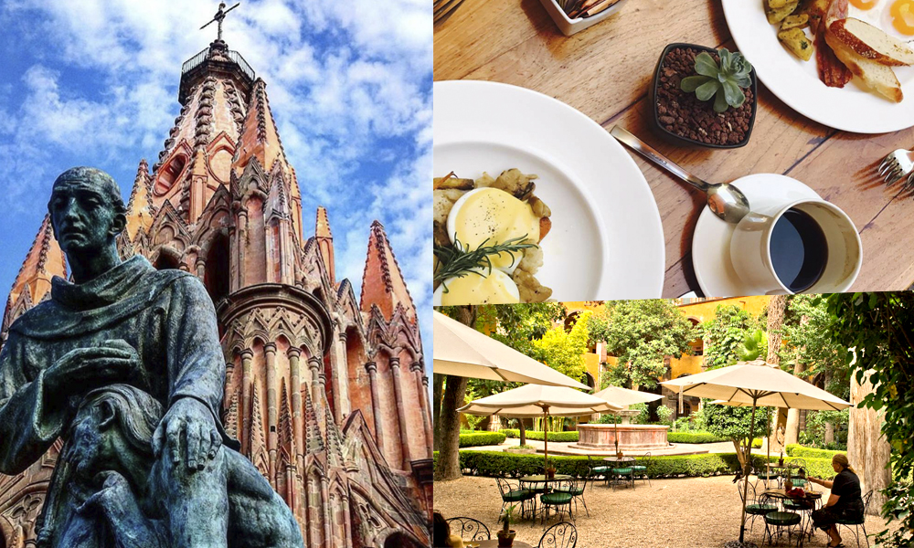 7 experiencias para enamorarse de la ciudad de San Miguel de Allende