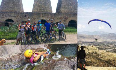 Turismo de aventura en Guanajuato: actividades extremas
