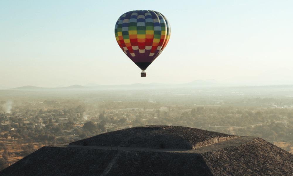 Volar en globo en Teotihuacán: consejos y todo lo que necesitas saber