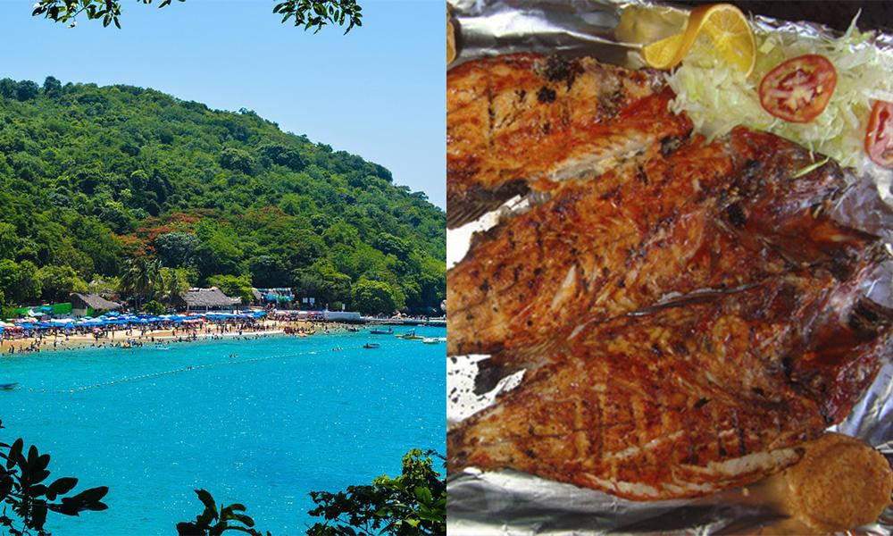 Tres platillos típicos de Acapulco