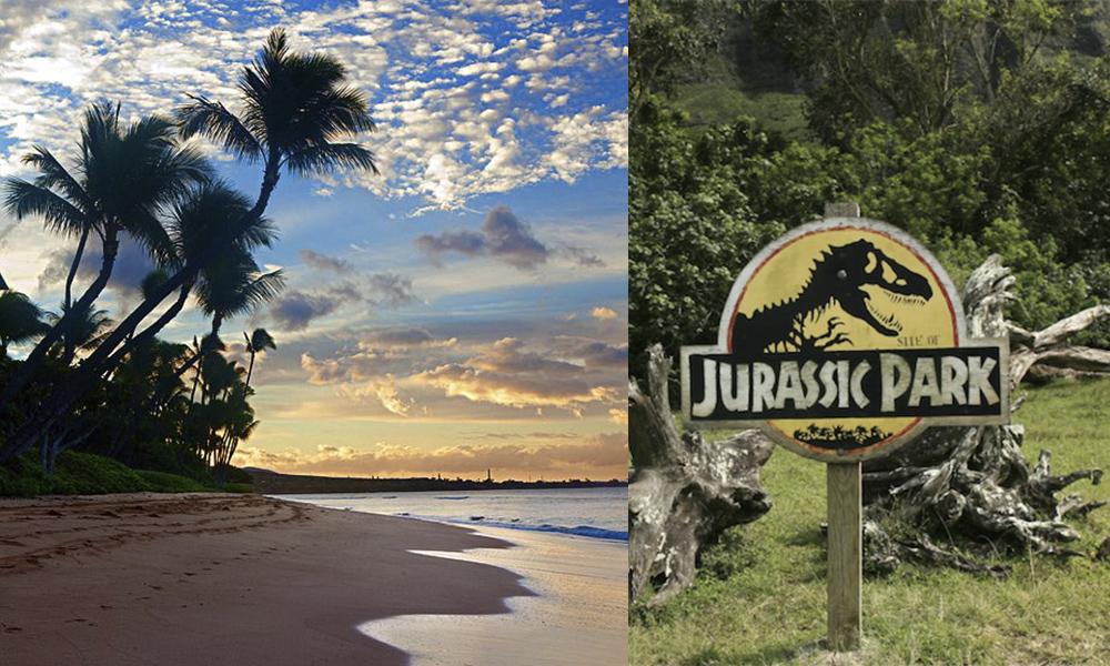 Hawaii y la verdadera historia de Jurassic Park