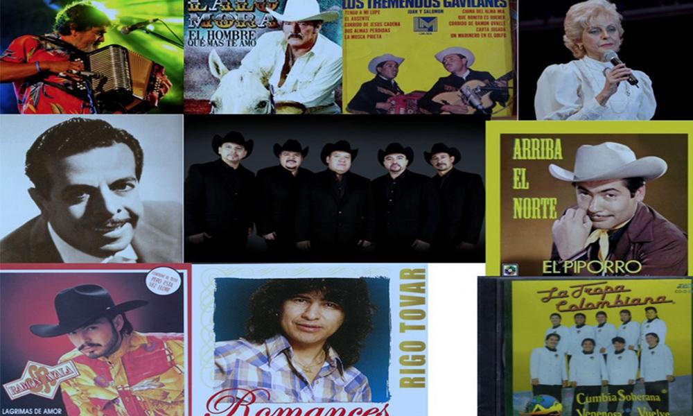 Vámonos cantando con música de Monterrey, Nuevo León