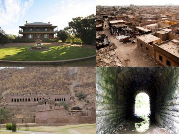 Turismo de terror: conoce estos lugares que te darán mucho miedo