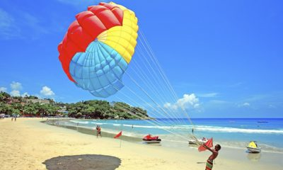 ¿Qué ocurre en tu cerebro cuando saltas en paracaídas por primera vez?