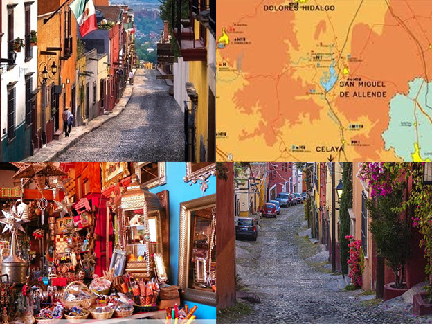 San Miguel de Allende: conoce lo mejor de este Pueblo Mágico y sus calles empedradas