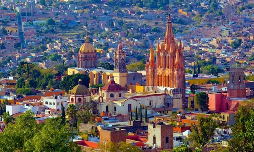 San Miguel de Allende: conoce lo mejor de este Pueblo Mágico