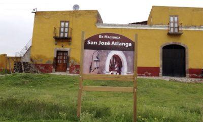 Haciendas de Tlaxcala: San José Atlanga