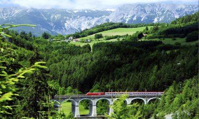 Europa en tren: Conoce cómo es el recorrido y los precios que hay